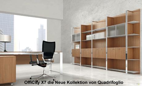 Quadrifoglio - LUXO Leuchten - Büro & Technik BPS